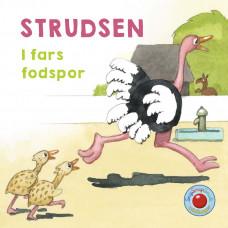 Forlaget Bolden - Snip snap snude minibøger - En dag i zoo - Strudsen - I fars fodspor