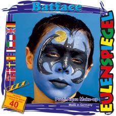 Eulenspiegel - Ansigtsmaling - Sminke palette - Batman