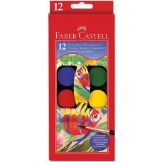 Faber-Castell - Farvelade - 12 farver