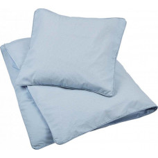 Filibabba - Baby sengetøj - Aztec light blue