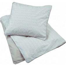 Filibabba - Baby sengetøj - Indian warm grey