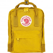 Fjällräven - Mini Kånken - Børnerygsæk - Warm yellow