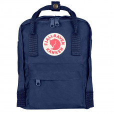Fjällräven - Mini Kånken - Børnerygsæk - Royal Blue