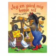 Alvilda - Sangbog - Jeg en gård mig bygge vil