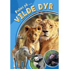 Forlaget Bolden - Billedbog -  Fokus på vilde dyr
