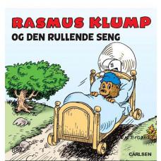 Forlaget Carlsen - Rasmus Klump - Og den rullende seng
