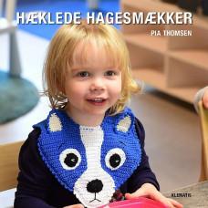 Klematis - Hæklebog - Hæklede Hagesmække af Pia Thomsen