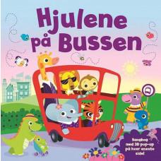 Forlaget Legind - Hjulene på bussen - sangbog