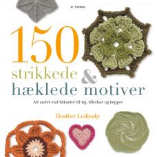 Turbine - Strikkebog/Hæklebog - 150 Strikkede & hæklede motiver