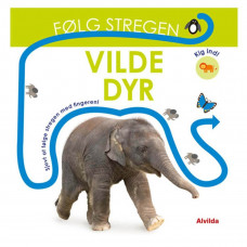 Alvilda - Følg stregen - Vilde dyr