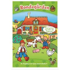 Forlaget Bolden - Pege Billedbog - Bondegården