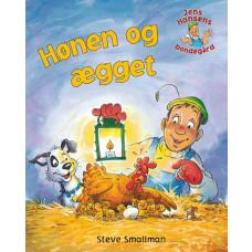 Forlaget Legind - Hønen og ægget - billedbog