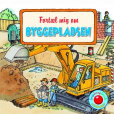 Forlaget Bolden - Snip snap snude minibøger - Fortæl mig om byggepladsen