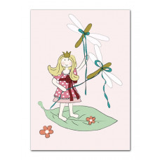 Kids by Friis - Lykønskningskort - Fødselsdagskort - Tommelise