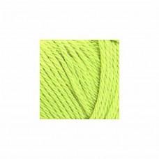 Gjestal - Bomull Sport garn - Lime