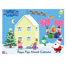 Julekalender - Advent Kalender - Min første julekalender - Gurli Gris