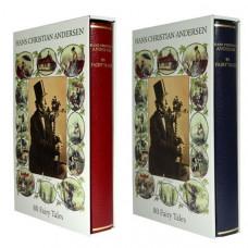 H.C. Andersen - Personlig børnebog - 80 Fairy Tales - Forlaget Høst & Søn - Engelsk udgave