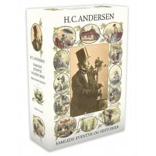 Høst & Søn - H.C. Andersen – Samlede eventyr og historier - Jubilæumsudgaven