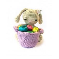 Billigt garn - HardiCraft - Hækle kit - Sweet Bunny