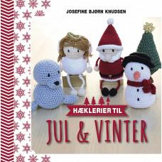Klematis - Hæklerier til jul & vinter - Josefine Bjørn Knudsen