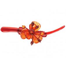 Lalo - Hårspænde - Big Red Flower