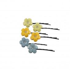Hårspænder - Hårpins - Blomst