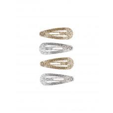 Souza - Hårspænde - Hårpynt til børn - Irene - Guld og sølv