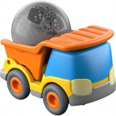 HABA - Kullerbü kuglebil til kuglebane - Lastbil