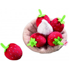 HABA - Legemad i stof - Jordbær