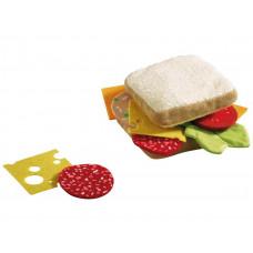 HABA - Legemad i stof - Sandwich