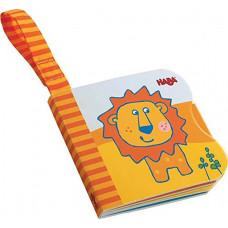 HABA - Papbog - Pegebog - Min første bog