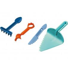 HABA - Sandlegetøj - Stort værktøjssæt