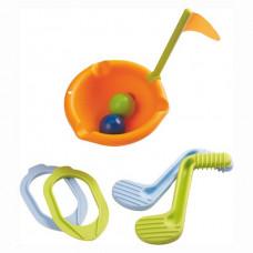 HABA - Sandlegetøj - Mini golf sæt