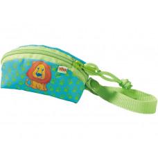 HABA - Sutte taske turkis med løve