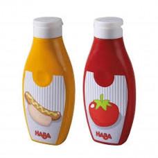 HABA - Legemad - Ketchup & Sennep