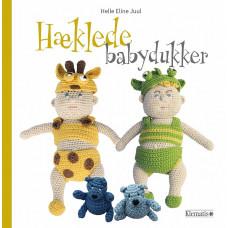 Klematis - Hæklebog - Hæklede babydukker - Helle Eline Juul