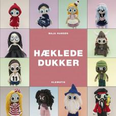 Klematis - Hæklebog - Hæklede dukker - Maja Hansen