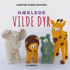 Klematis - Hæklebog - Hæklede Vilde Dyr - Josefine Bjørn Knudsen