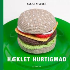 Klematis - Hæklebog - Hæklet Hurtigmad - Elena Nielsen