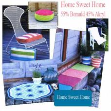 Home Sweet Home - Strikke og hækle opskrift - Interiør