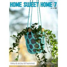 Home Sweet Home 7 - Hækleopskrifter - Interiør