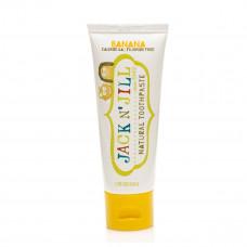 Jack N'Jill - Organic børne tandpasta uden flour - Banan smag