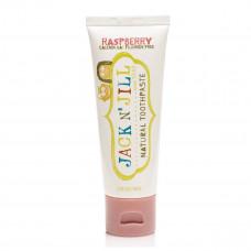 Jack N'Jill - Organic børne tandpasta uden flour - Hindbær smag