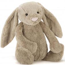 Jellycat - Bashful mega kanin 67 cm - Beige