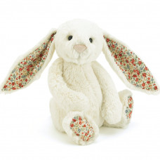 Jellycat - Bashful kanin 31 cm - Blossom Creme