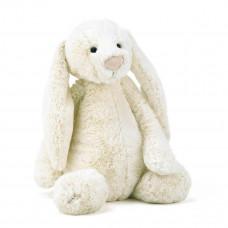 Jellycat - Bashful kanin 36 cm - Creme
