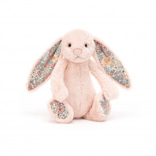 Jellycat - Bashful kanin 18 cm - Blossom Blush