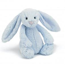 Jellycat - Bashful kanin 36 cm - Lyseblå