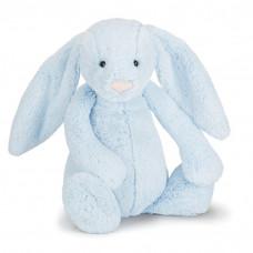 Jellycat - Bashful Kæmpe kanin 51 cm - Lyseblå