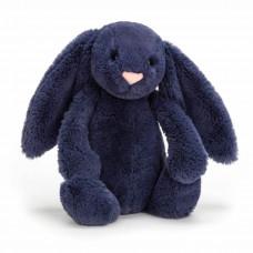 Jellycat - Bashful kanin 31 cm - Navy